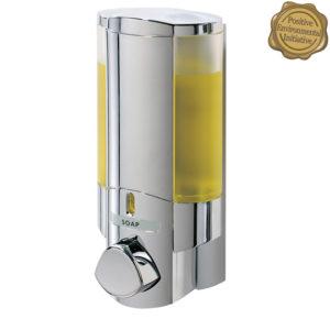 Distributeur de savon Aviva chrome
